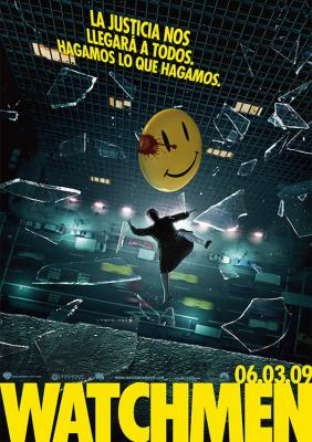 Watchmen: una obra maestra, imperfecta.