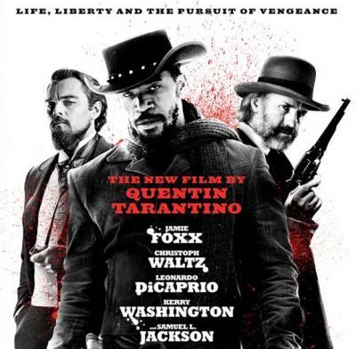 Django Desencadenado: Tarantino nunca falla.